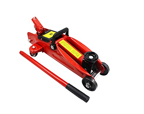 ZYY-601301-Red-Hydraulic-Trolley-Jack-2-Ton-Capacity-0