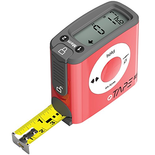 eTape16-Digital-Tape-Measure-Polycarbonate-ET1675-I-IB-E-Red-16-Length-0