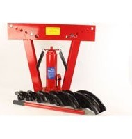 12-Ton-Hydraulic-Pipe-Tube-Bender-Exhaust-Tubing-Bending-Dies-Heavy-Duty-NEW-0