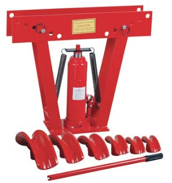 XtremepowerUS-Heavy-Duty-12-Ton-Hydraulic-Manual-Pipe-Bender-W-6-Dies-0